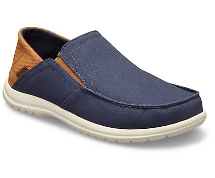 f5b3bc4d82319 Men s Santa Cruz Convertible Slip-On - Loafer - Crocs
