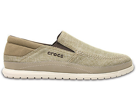 Crocs Santa Cruz Playa Men's ... Slip-On Shoes TFMazbQreE