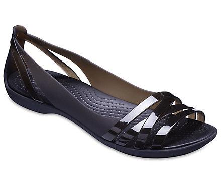 c3f54ed68ad3 Women s Crocs Isabella Huarache II Flat - Crocs