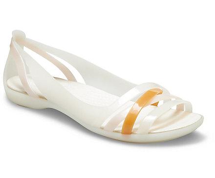 Women's Crocs Isabella Huarache II Flat
