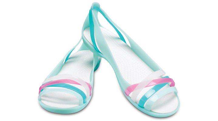f929a3cf1ce35 Crocs-Womens-Isabella-Huarache-II-Flats thumbnail 15