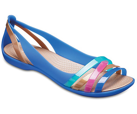 Women's Crocs Isabella Huarache II Flats