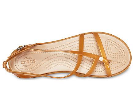 fe8ef6f2a76d Women s Crocs Isabella Gladiator Sandals - Crocs
