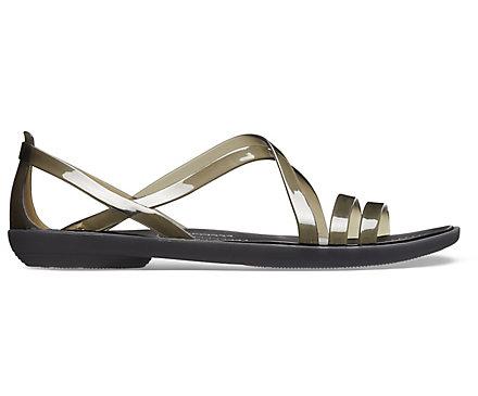 e9a351df730 Strappy Women s Women s Crocs Crocs Isabella Sandal ucTlKFJ315