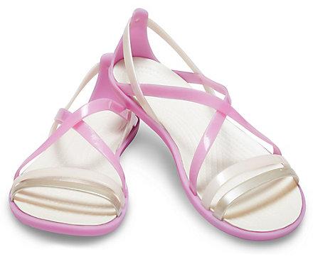 d80b29b59b994 Women's Crocs Isabella Strappy Sandal - Crocs