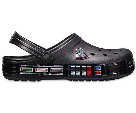 Free Shipping Wiki Low Price Online Crocs Crocband Star Wars Darth Vader Clog AeZfkzv