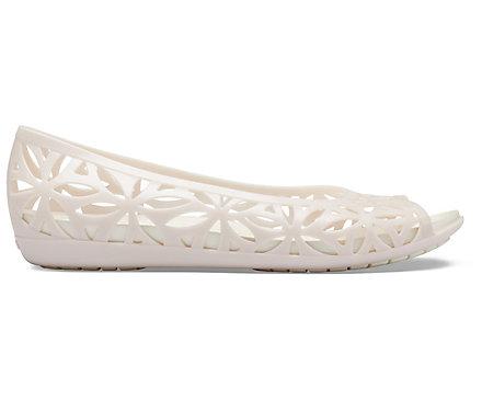 730ba8c50 Women s Crocs Isabella Jelly II Flats - Crocs
