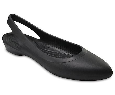 9475274cc0911c Women s Crocs Eve Slingback - Flat - Crocs