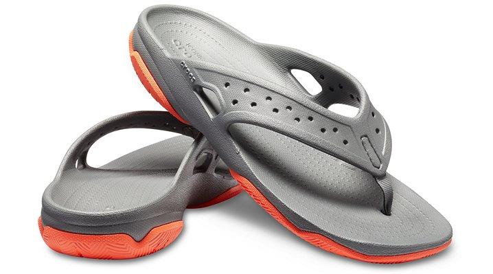 Crocs-Mens-Swiftwater-Deck-Flip thumbnail 33