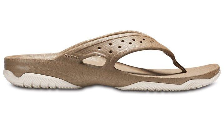 Crocs-Mens-Swiftwater-Deck-Flip thumbnail 14