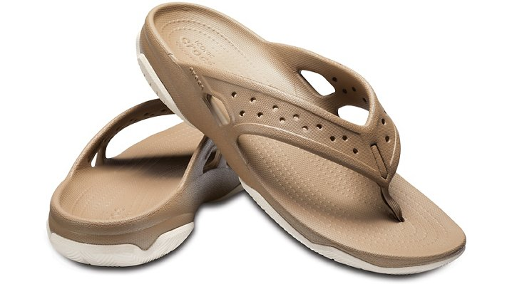 Crocs-Mens-Swiftwater-Deck-Flip thumbnail 15