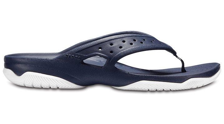 Crocs-Mens-Swiftwater-Deck-Flip thumbnail 26