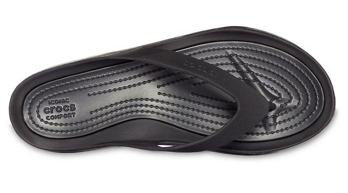 Crocs-Women-039-s-Swiftwater-Flip-Flops-Ladies-Choose-size-color thumbnail 11