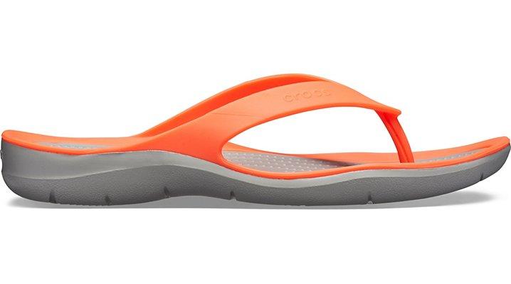 Crocs-Women-039-s-Swiftwater-Flip-Flops-Ladies-Choose-size-color thumbnail 23