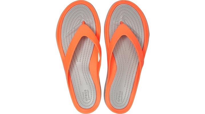 Crocs-Women-039-s-Swiftwater-Flip-Flops-Ladies-Choose-size-color thumbnail 25