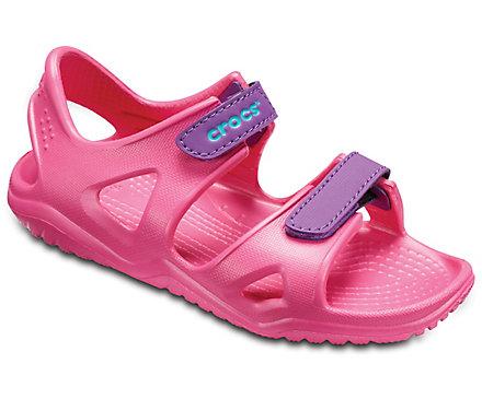 64a362a9bc4e Kids  Swiftwater™ River Sandal - Crocs