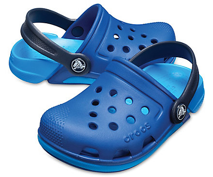 4bdfc3601 Kids  Electro III Clogs - Crocs