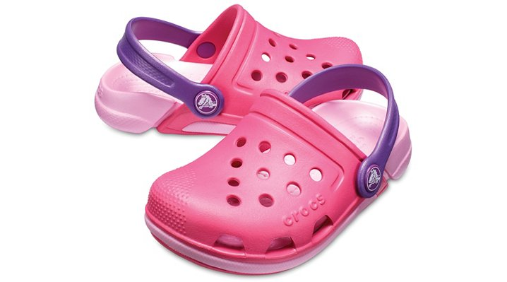 Crocs-Kids-039-Electro-Iii-Clogs-Children-Girls-Boys-Choose-size-color