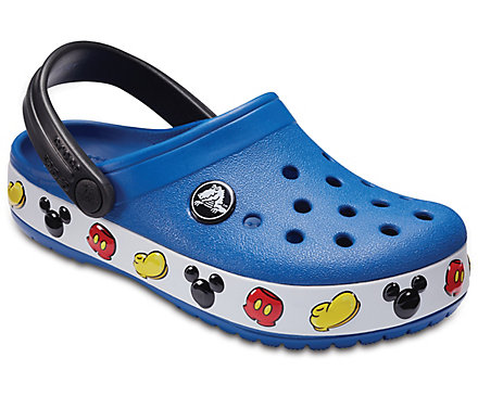 3800f6237a05 Kids  Crocband™ Mickey Mouse Clog - Crocs