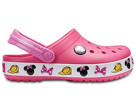 2ecb77af9 Kids  Crocband™ Minnie Mouse Clog - Crocs