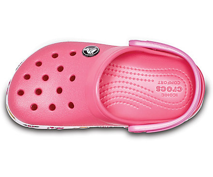 32a6b8ec4a78 Kids  Crocband™ Minnie Mouse Clog - Crocs