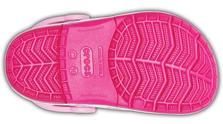 6da3b7d21b7ce9 Crocs Kids Crocband™ Mickey Mouse Fun Lab Lights Clog