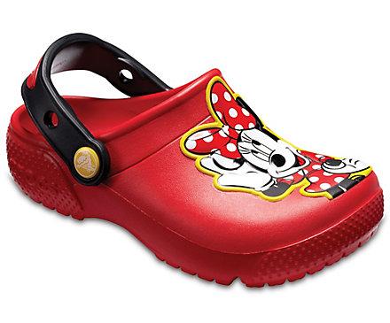 Kids' Crocs Fun Lab Minnie Mouse Clog