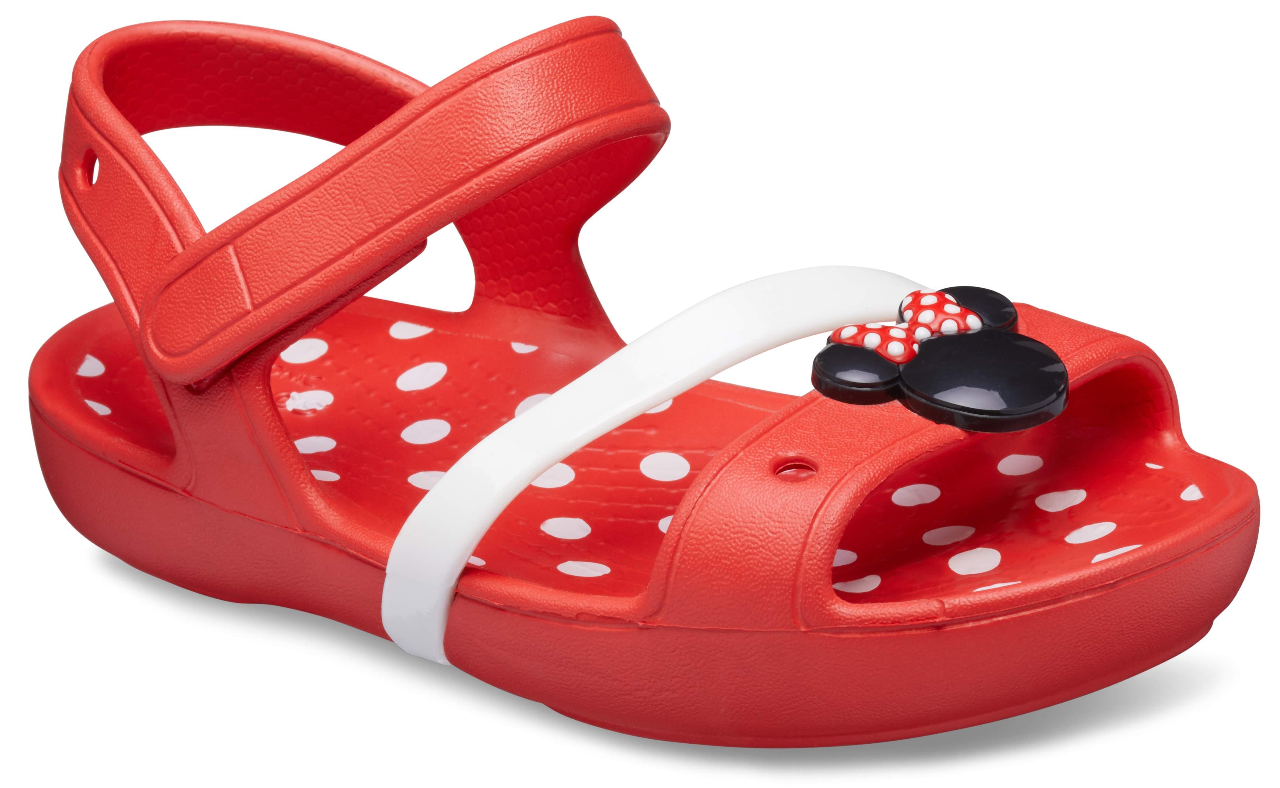 Sandales Crocs Lina Minnie