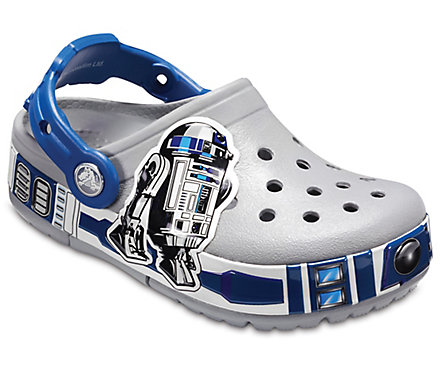 e7253bf7b05e Kids  Crocband™ R2-D2 Lights Clog - Crocs