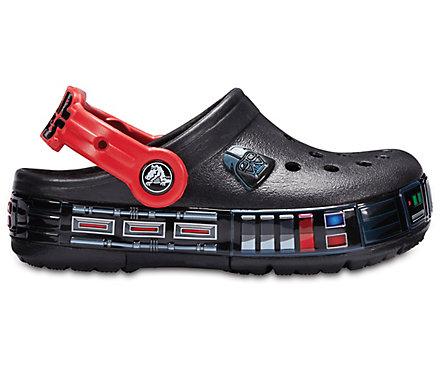 5ee8314b26 Kids  Crocband™ Fun Lab Darth Vader Lights Clog - Crocs