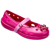 Crocs Keeley Springtime Flats for Kids