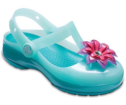 Kids' Crocs Isabella Embellished Clogs
