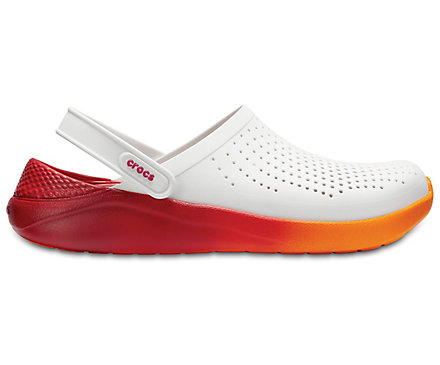 f4779b69acd52f LiteRide™ Graphic Clog - Crocs