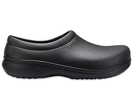 b44d0295c3c8d Crocs On-The-Clock Work Slip-On - Shoe - Crocs