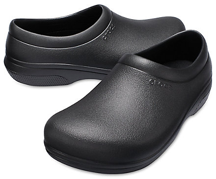 b69347f382b4b Crocs On-The-Clock Work Slip-On - Shoe - Crocs