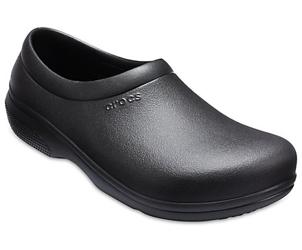 quante volte legazione Essere soddisfatto  Crocs On-The-Clock Work Slip-On - Crocs
