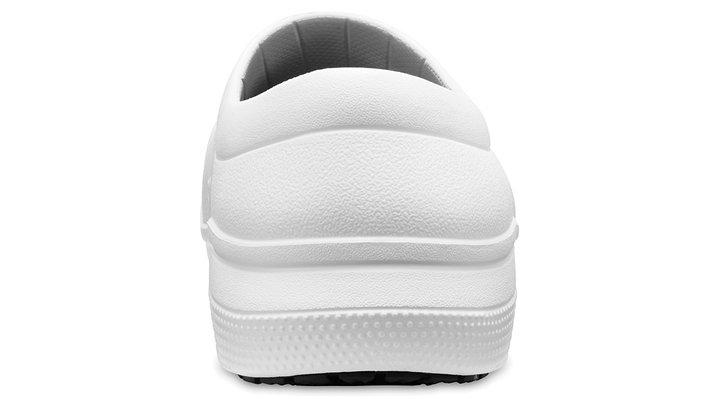 93ffbf282 Crocs-Unisex-On-The-Clock-Work-Slip-Ons thumbnail