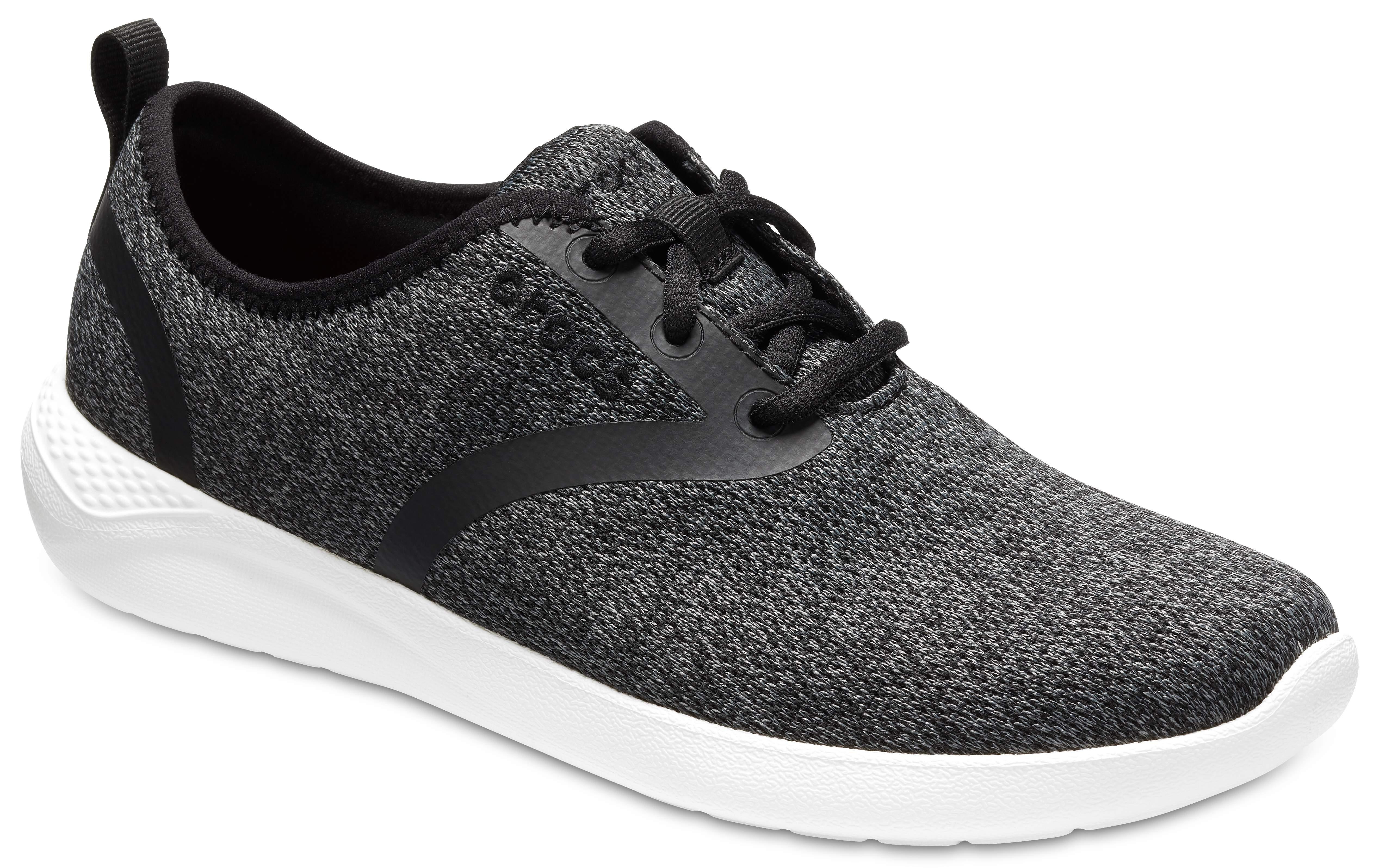 Crocs LiteRide Lace Sneaker (Women's)