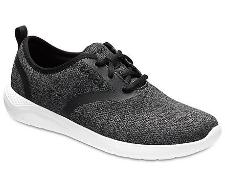 Crocs LiteRide Lace Sneaker (Women's) CWyCEuaBb5