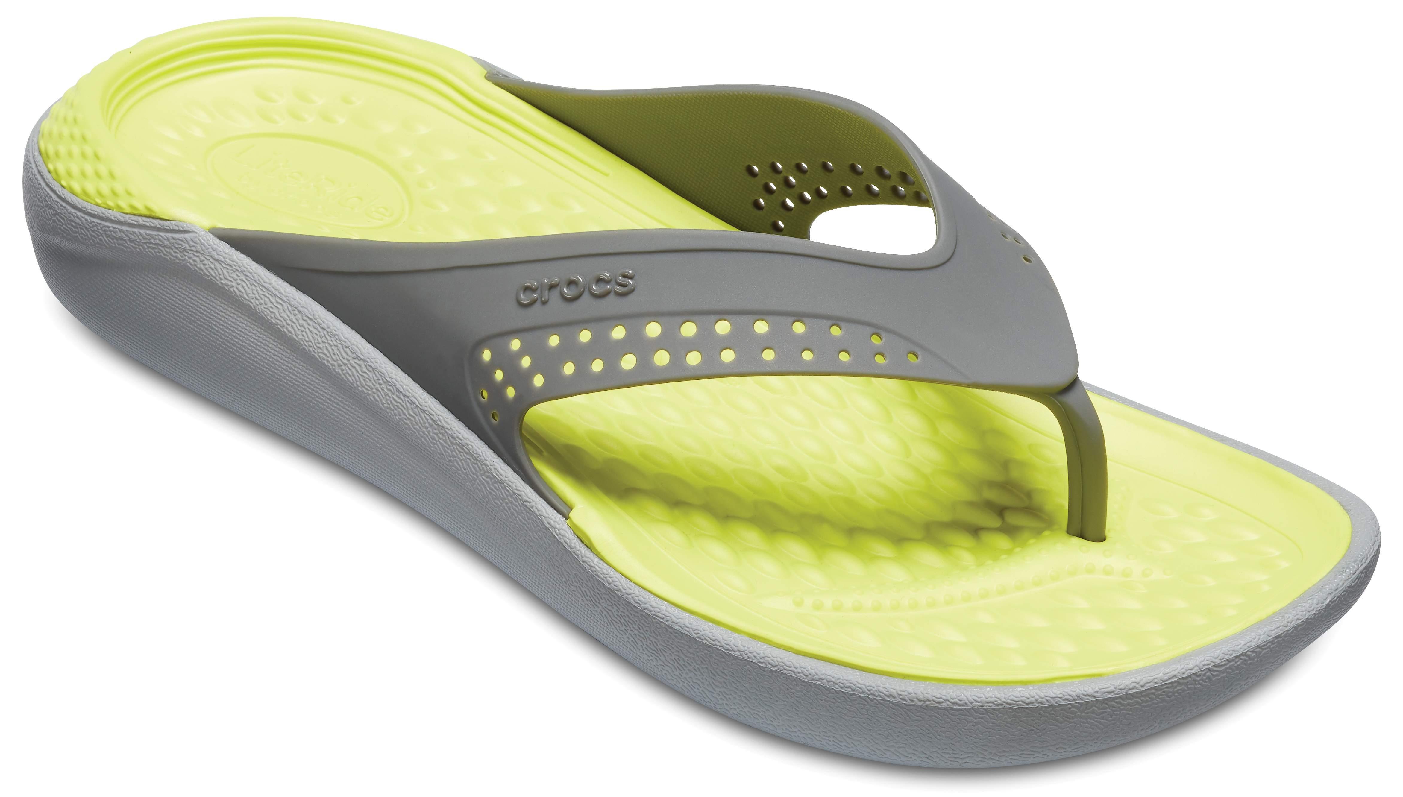 Crocs LiteRide Flip Adult ... Sandals