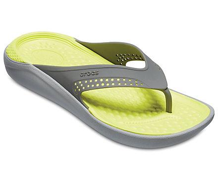 Crocs LiteRide Flip Adult ... Sandals 1eZV6WF
