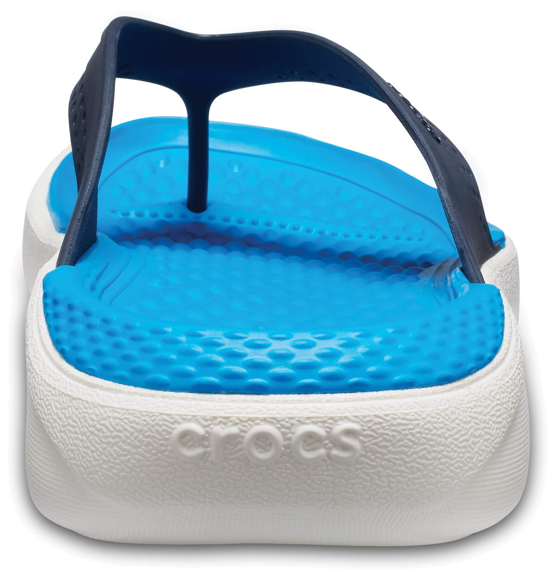 Crocs Unisexs Literide Flip Flops