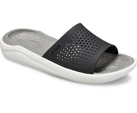 b539cb1b2845 LiteRide™ Slide - Crocs