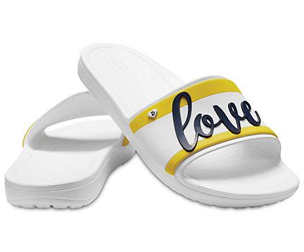 Crocs™ Drew Barrymore Sloane Slide (Women's) j0bqk
