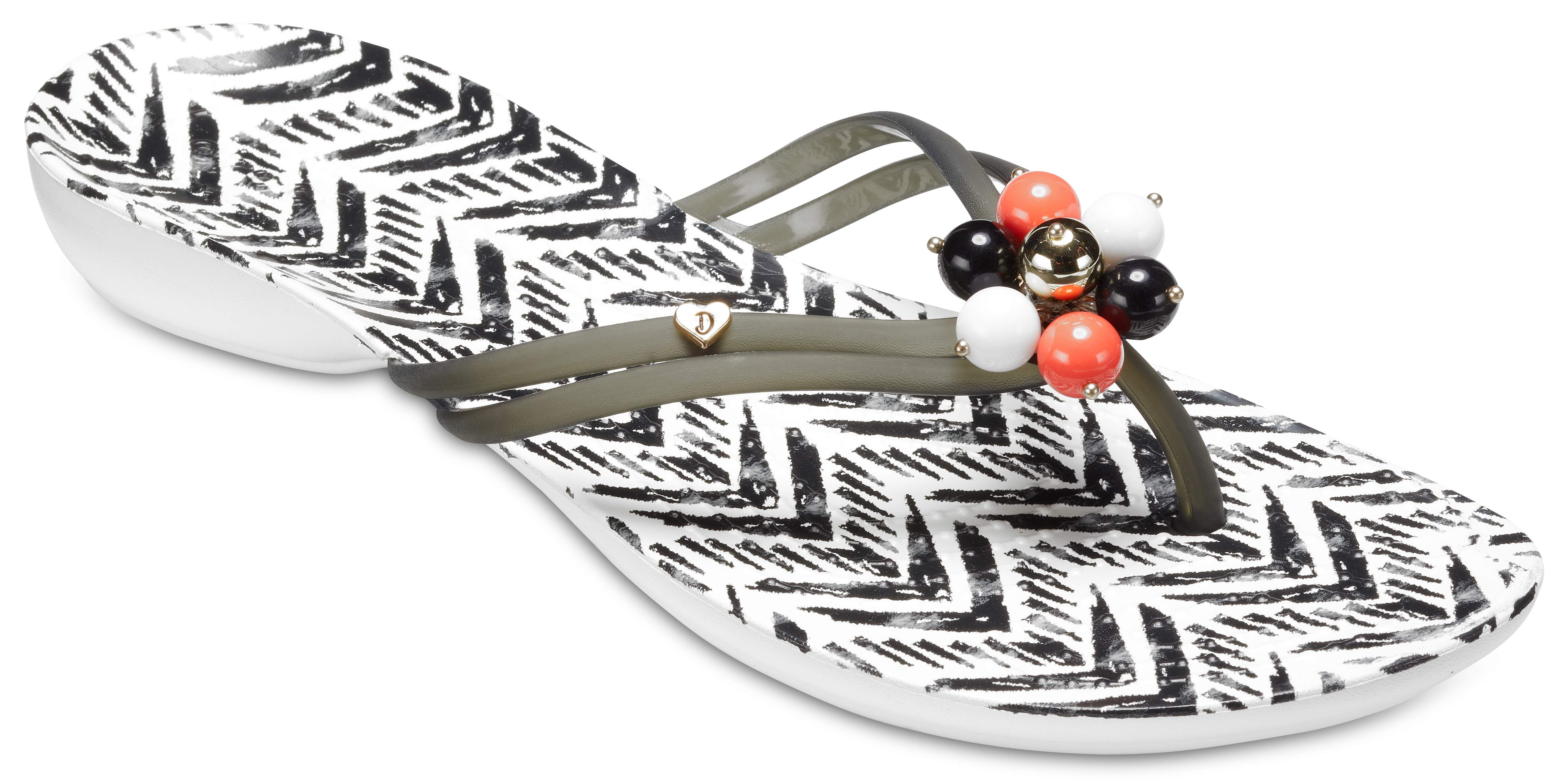 Drew x Crocs Isabella Flip Crocs