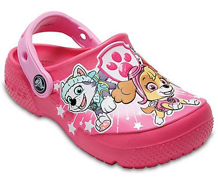 Girls' Crocs Fun Lab Paw Patrol™ Clog