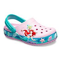 Crocs Kids Crocband Princess Ariel Clog