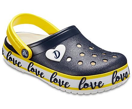 Kids' Drew Barrymore Crocs Crocband™ Clogs
