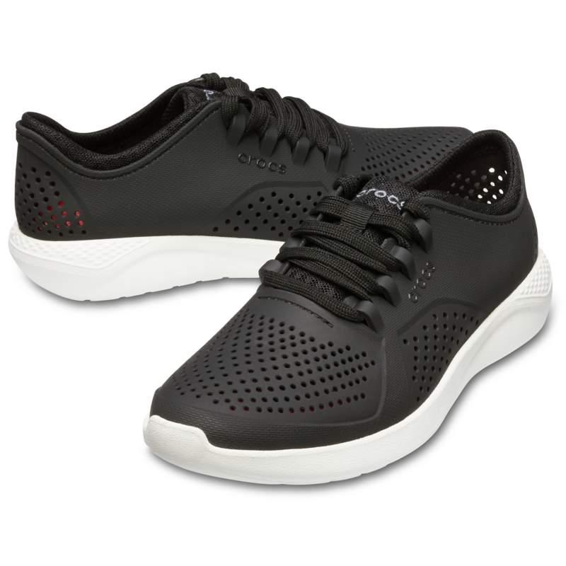 【クロックス公式】 ライトライド ペイサー ウィメン Women's LiteRide Pacer ウィメンズ、レディース、女性用 ブラック/黒 21cm,23cm,24cm,25cm shoe 靴 シューズ 20%OFF