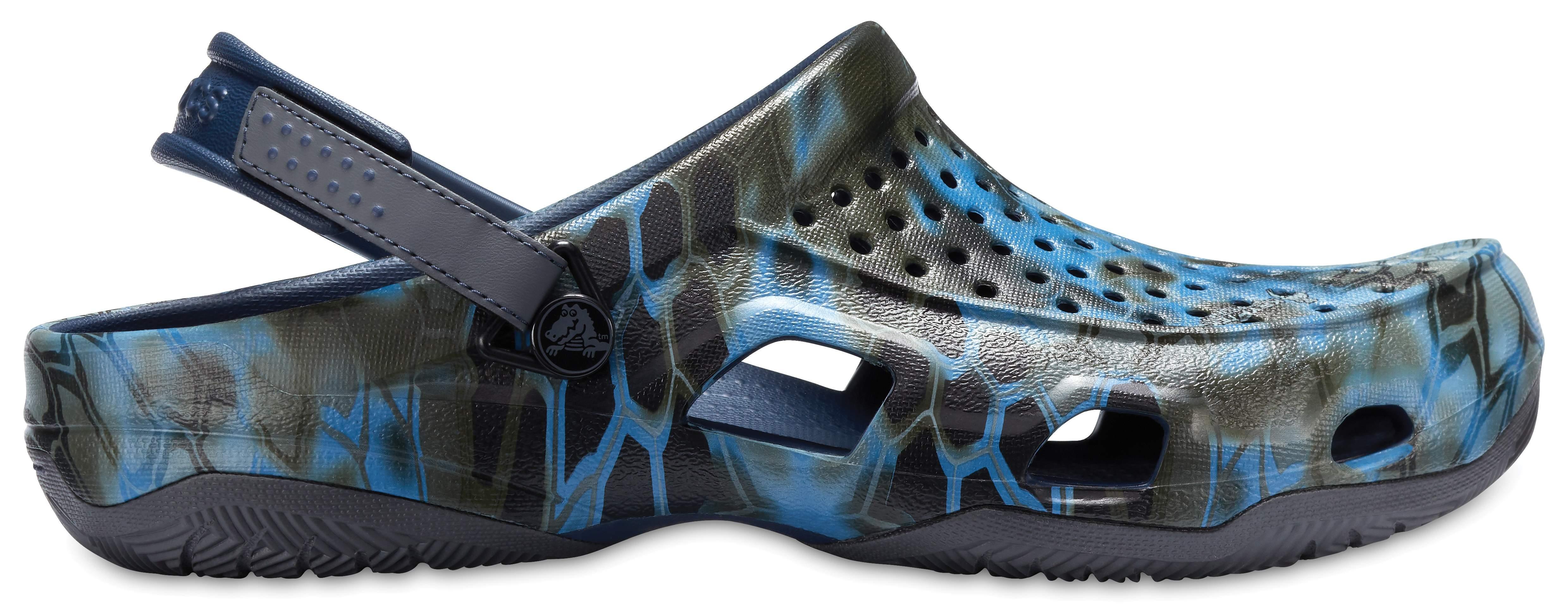 Crocs Swiftwater Kryptek® Neptune Deck Clog